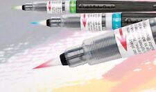 3 Pinselstifte Pentel Colour Brush GFL freie Farbwahl Aquarellmalarei Pinsel