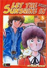Flashbook Manga - Let the Sunshine In 3 - Nuovo !!!