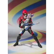 NEW BANDAI S.H. Figuarts Ultra Akiba Red Power Rangers Akiba Ranger 2