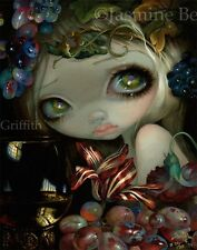 Stilleven V Jasmine Becket-Griffith CANVAS PRINT pop surrealism lowbrow art fae