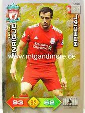 Adrenalyn XL Liverpool FC 11/12 - #066 Jose Enrique - Special