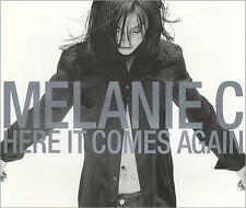 Melanie C Here It Comes Again RARE CD Single