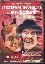 Dvd Video **L'INCREDIBILE AVVENTURA DI MR HOLLAND** con Audrey Hepbur nuovo 1951