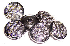 +Click Button Druckknopf,STRASS Welle,Snap Bead,kompatibel