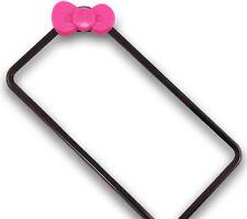 Étuis, housses et coques Bumper noir iPhone 4s pour téléphone mobile et assistant personnel (PDA) Apple