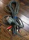 Genuine Microsoft Xbox 360 Component HD & Composite RCA AV Cable OEM