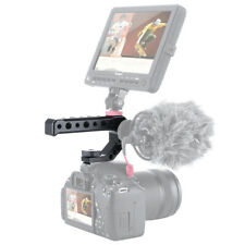 Universal DSLR Camera Accessoires Metal Hand Grip Mount for Sony Nikon Canon
