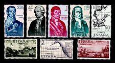 ESPAÑA 1967 1819/26 Forjadores 8v.