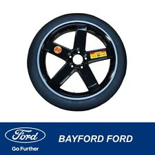 "GENUINE FORD MUSTANG FM FN 19"" BLACK ALLOY SPARE WHEEL GT"
