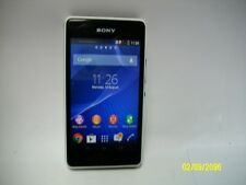 Sony Xperia E1 - 4GB - White (Unlocked) Smartphone Grade *D* Bargain NO Power Up