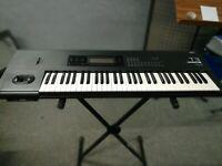 Korg T3, Music Workstation, 61 Tasten, Synthesizer-Keyboard
