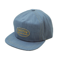 Brixton SP17 Mags HP Snapback Light Denim