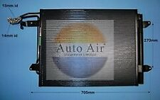 AirCon Condenser Fits VW Touran 1.9TDi 03-08