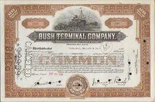 DECO => BUSH TERMINAL CY (USA) (P)