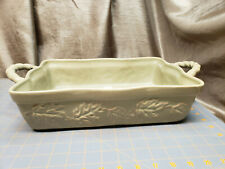 Mesa International Rectangular Stoneware Baking Dish Handcrafted