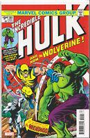 INCREDIBLE HULK #181 (2019 FACSIMILE EDITION REPRINT) COMIC BOOK ~ Marvel Comics