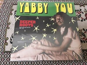 Yabby You & Brethren ,Deeper Roots Dub Plates & Rarities 1976-1978  , Double LP
