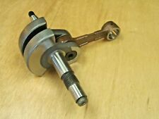 New West crankshaft for Husqvarna 372xp, 365, 371, 372 x-torq, 371xp, 365xp