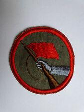 DDR Kampfgruppe Textilabzeichen Aufnäher