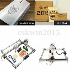 A3 30x40cm Desktop DIY Mini Laser Engraver Cutter Engraving Machine Assemble Kit