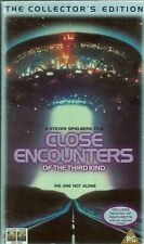 VHS - *Close Encounters of the Third Kind*  Special Edition (Steven Spielberg)