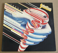 JUDAS PRIEST!! TURBO!! ORIG. 1986 HEAVY METAL VINYL LP!!