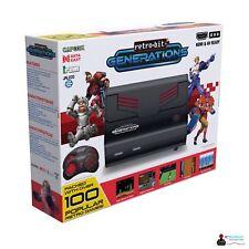 Retro-Bit Retrobit Generations 100 Games Classic Konsole Console HDMI