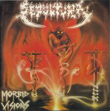 Sepultura - Morbid Visions, 1986 + Bestial Devastation EP + Bonus (Bra), CD