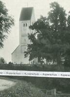 Hebertshausen - Pfarrkirche - um 1925                V 11-26