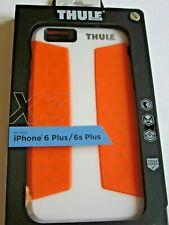 Thule Atmos X3 Case Apple IPhone 6-6S Plus Fits 7-8 Plus White/Shocking Orange