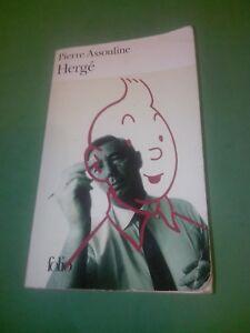 Hergé - Pierre Assouline - Folio (1998)