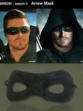 Green Arrow Oliver Queen Zorro Blinder Halloween Cosplay Eye Patch Mask Props