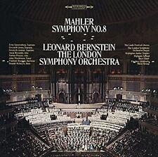 Mahler / Leonard Bernstein - Mahler: Symphony 8 [New CD] Japan - Import