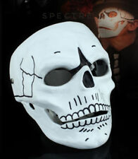 James Bond 007 Spectre Mens FRP Skull Skeleton Full Face Mask Cosplay Cos Props