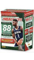 2019-20 Panini NBA Hoops Basketball Blaster Box Possible Zion Ja Rookie Cards