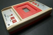 1979 MEGO Mini-Vid BREAKFREE Electronic Handheld Tabletop Video game,Works RARE