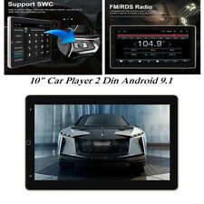 "10"" 2 Din Car MP5 Player FM Radio GPS Stereo Navi WiFi Quad Core Android 9.1"