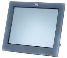 """IBM 4820-5GN 15"""" 1024x768 LCD VGA USB"""