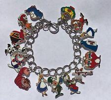 Alice in Wonderland Bracelet Charms