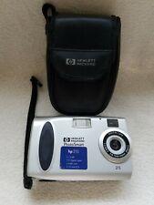 HP Hewlett Packard PhotoSmart hp 215xi 1.3MP Digital Camera- works