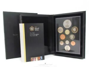 2012 Proof 10 Coin Year Set Box Coa Gift Royal Mint Birthday Gift