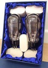 Vintage Marconi PX25 Valve, Tubes x2 Pair For Valve Amplifier ,Dynatron, RGD