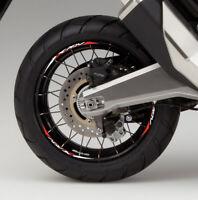 Adesivi compatibili cerchi Honda ADV - stickers circle prespaziato - vari colori