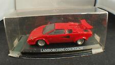 Kiosque ◊ Lamborghini Countach ◊ 1/43 ◊ en boite / boxed