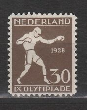 NVPH Netherlands Nederland nr 219 MLH 1928 Olympiade Amsterdam Pays Bas