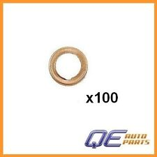 Set of 100 Oil Drain Plug Crush Washers Gaskets For: Nissan Stone 1102601M02