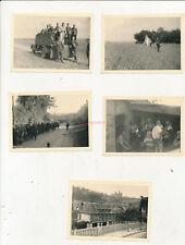 5 x Foto, Eindrücke aus Frankreich, Laon, Ardennen u.a. Orte (N)19995