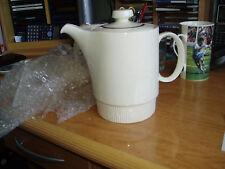 Retro Poole coffee pot + lid broadstone pattern vgc collectible