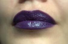 Purple Ink - Dark Purple Lipstick - Natural Gluten Free Fresh Handmade