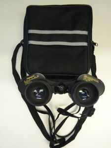 Tasco Sonoma Binoculars 7 x 50mm - Zip Focus - Fully Coated Opticle With Case